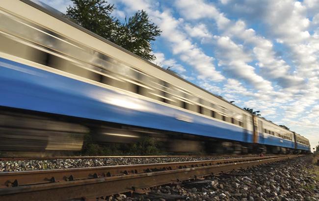 Фото: Поезд (twitter.com tantumre)