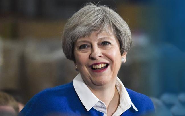 Мей заявила, що переговори щодо Brexit почнуться наступного тижня