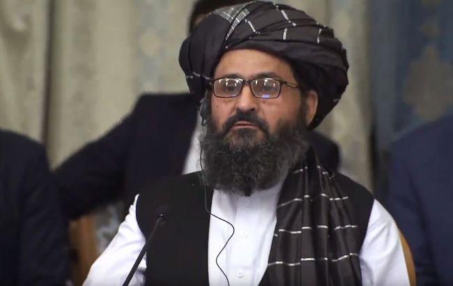 """Лідер """"Талібану"""" прибув до Кабула для проведення переговорів про створення уряду"""
