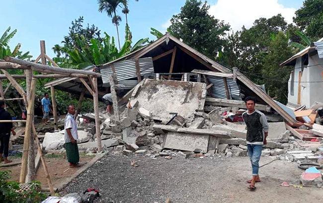 Землетрус в Індонезії: кількість загиблих зросла до 381