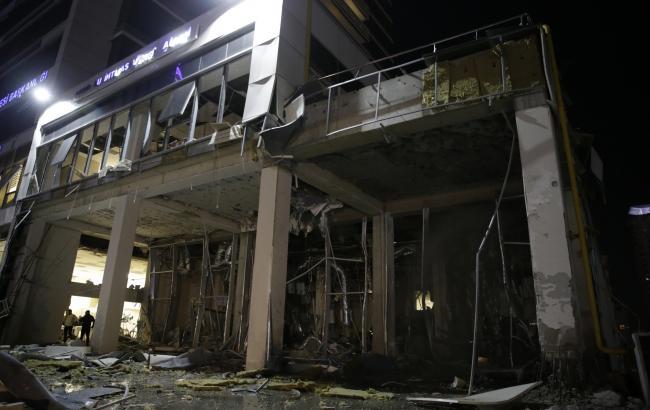 Фото: взрыв в Анкаре (twitter.com/trthaber)
