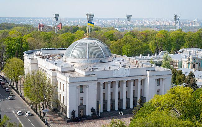 Рада схвалила виділення понад 285 млн гривен на місцеві вибори