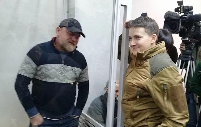 Рубан и Савченко отказываются от дачи показаний следствию, - СБУ