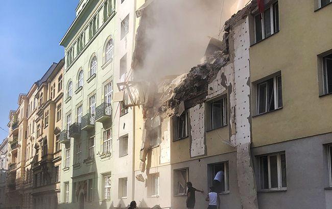 У Відні стався вибух у житловому будинку