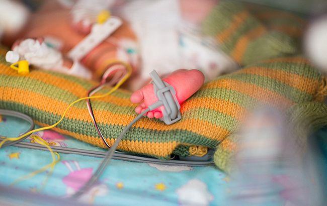 В Ровненской области от коклюша умер младенец