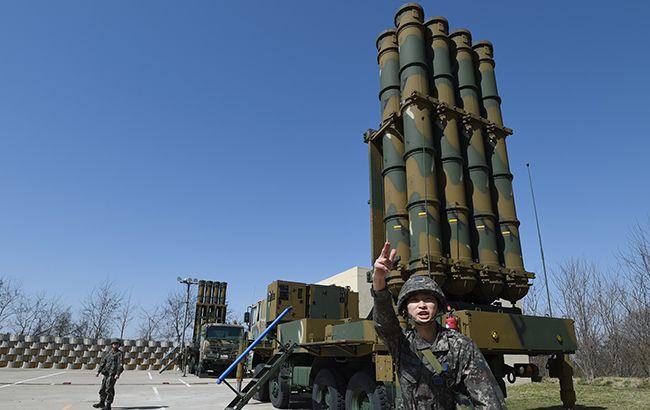 В Южной Корее после случайного запуска взорвалась противовоздушная ракета