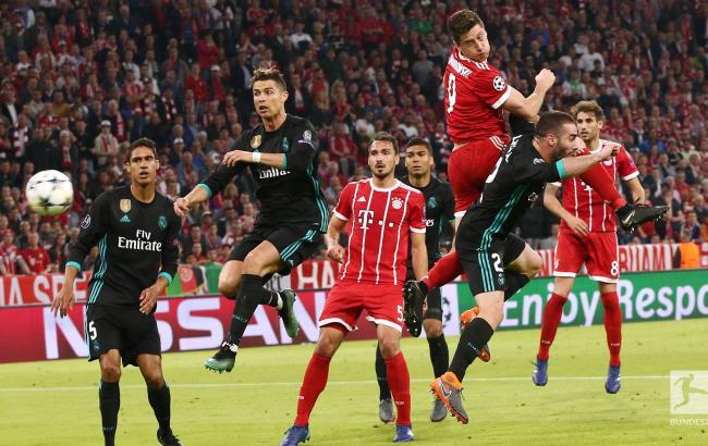 Кто будет финалистом Лиги чемпионов? «Реал» насвоем поле принимает «Баварию»