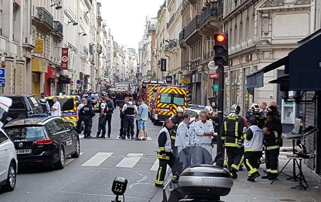 Захват заложников в Париже: подробности (обновляется)