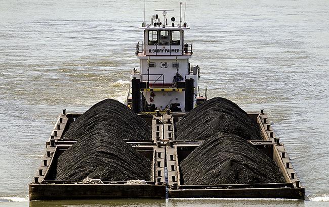 Наращиваем запасы: 2-ая партия угля изсоедененных штатов прибыла в государство Украину