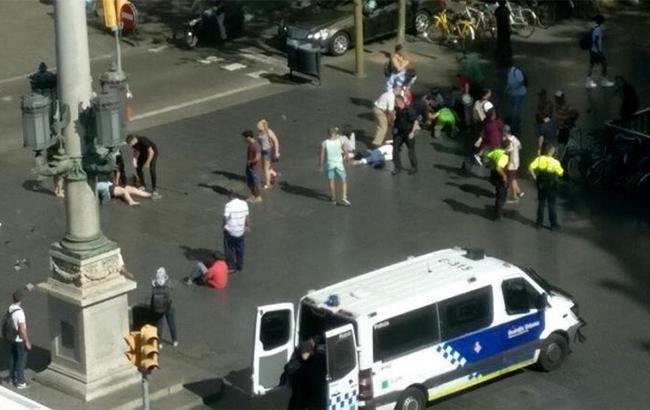 Теракт в Барселоне: подробности