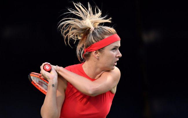 Фото: Элина Свитолина (twitter.com/WTA)
