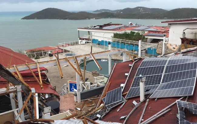 """Ураган """"Ирма"""": с острова Сен-Мартен эвакуировали двух украинцев"""