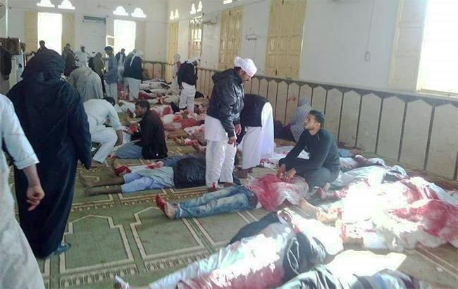 Скончались еще 70 пострадавших при теракте наСинайском полуострове