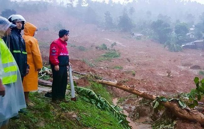 НаФилиппинах в итоге непогоды погибли десятки людей