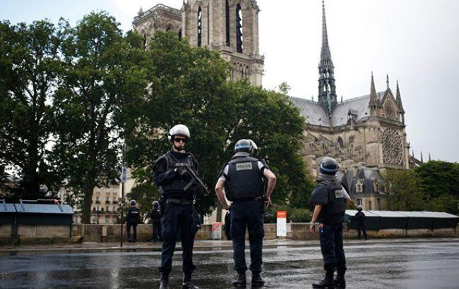 Фото: поліція Парижа (twitter.com/The Press-Enterprise)