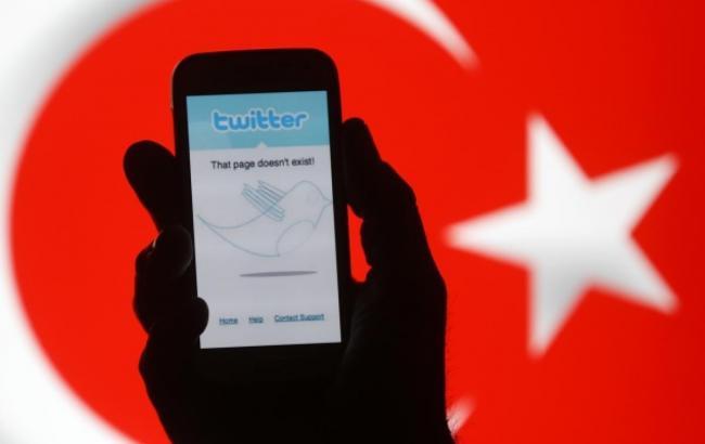 Турецкие власти восстановили работу Twitter