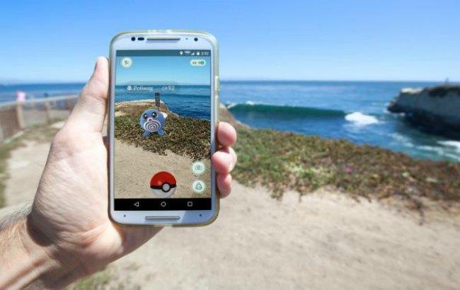 Фото: с создателями Pokemon Go судятся из-за пляжа