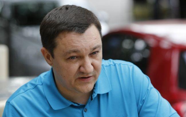 Фото: Тимчук повідомив, що в ЛНР фальсифікували документи нібито викрадених зі штабу АТО