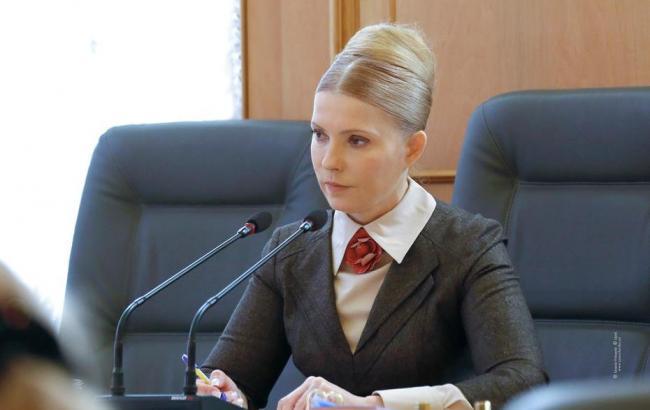 """У """"Батьківщині"""" спростували фінансування ВЕБ РФ президентської кампанії Тимошенко"""