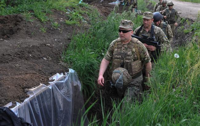 Затравень взоні АТО постраждав 141 військовий, щесемеро— загинули