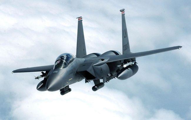 США испытали ядерное оружие из истребителя
