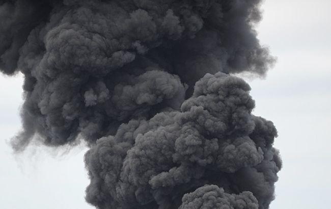 Фото: вибух (U. S. Department of Defense)