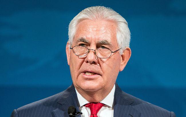 Україна є єдиною перешкодою для нормалізації відносин США та РФ, - Тіллерсон