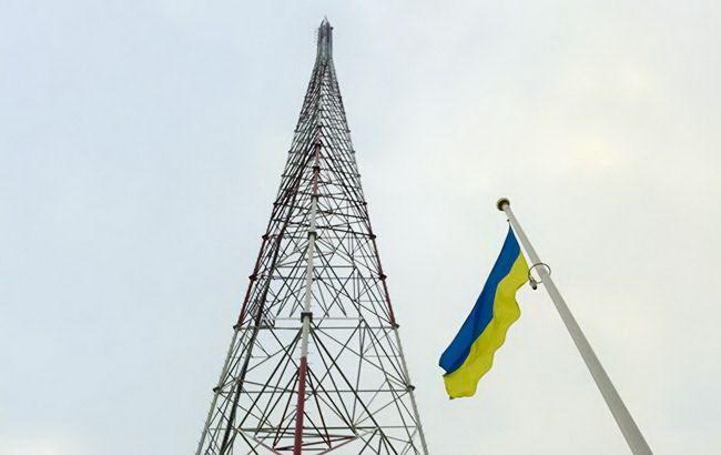 Украина увеличит мощность теле- и радиовещания на Донбассе