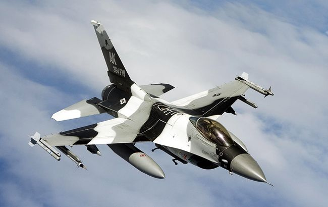 Самолет ВВС США разбился вАризоне