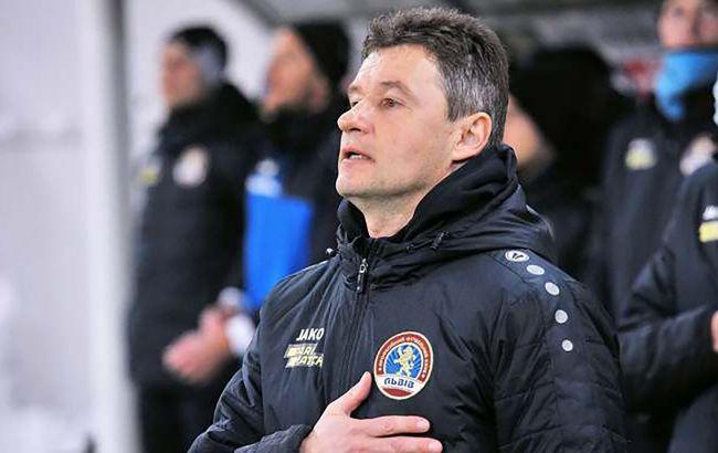 Языковой скандал во Львове: тренеру команды УПЛ дали желтую карточку за украинский язык