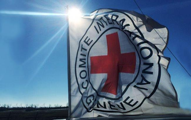 Червоний хрест доставив на Донбас понад 233 тонни гуманітарної допомоги