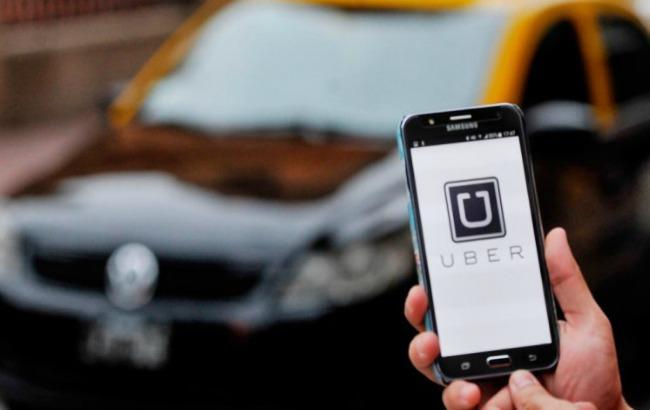 Фото: Uber повышает тарифы в Киеве