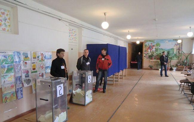 Явка на місцевих виборах 2015 в Україні склала 46,62%