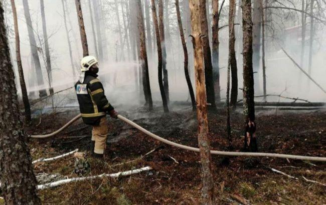 В Україні оголосили надзвичайний рівень пожежної небезпеки