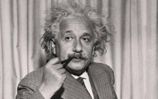 Фото: Альберт Енштейн (history-uspeha.blogspot.com)