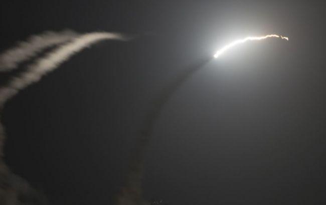Фото: удар США по базе в Сирии обслуживает интересы ИГ