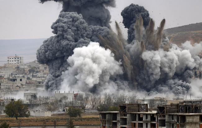Фото: Совет Федерации отреагировал на ракетный удар США по авиабазе в Сирии