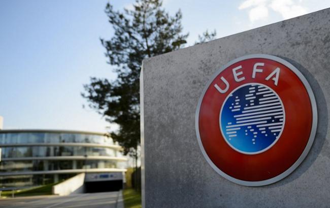 Бельгия оторвалась от Украины в таблице коэффициентов УЕФА