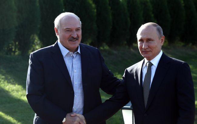 Путин снова провел переговоры с Лукашенко. Обсуждали планы Украины по НАТО