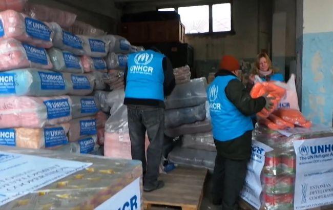Фото: 445 млн. євро були спрямовані на допомогу жертвам війни в Сирії