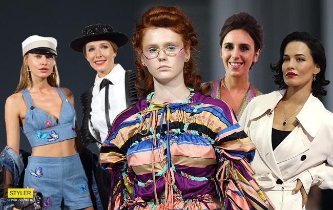 Ukrainian Fashion Week SS18 (Колаж РБК-Україна)