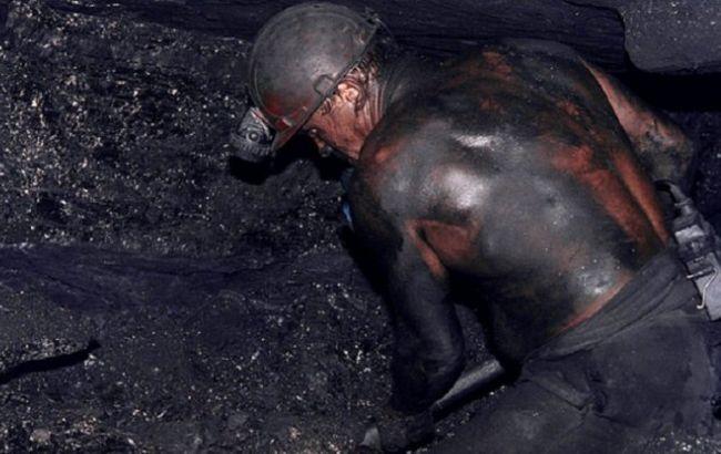 Видобуток вугілля в Україні в березні зріс на 24,3%
