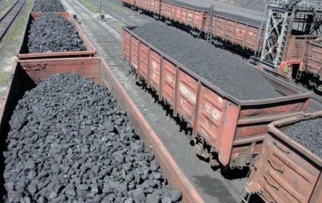 Фото: с начала сентября запасы угля в Украине уменьшились на 22,4 тыс. т