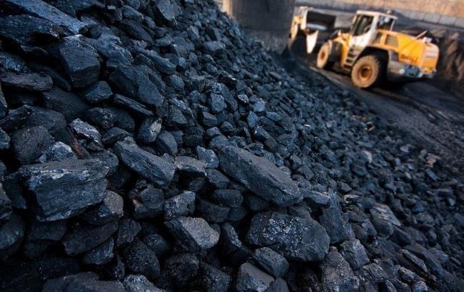 Видобуток вугілля в Україні у жовтні зріс на 17,7%