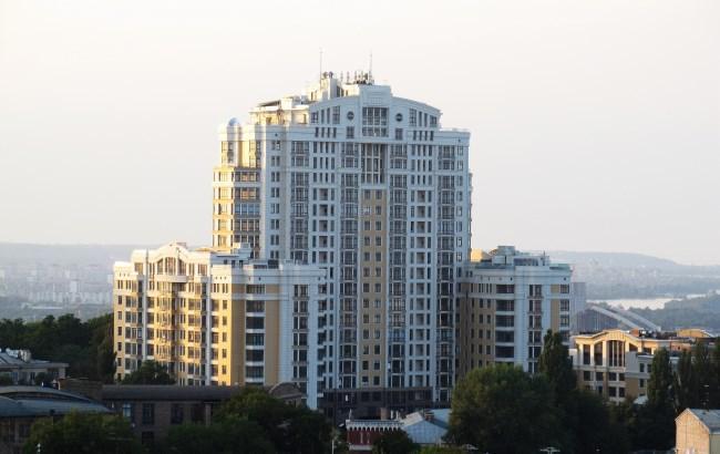 Фото: Будинок на вул. Грушевського, 9а (glavcom.ua)