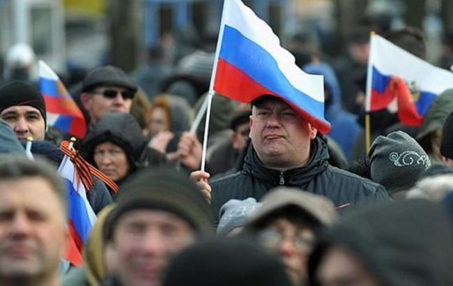 Фото: 63% росіян хочуть бачити Україну незалежною країною