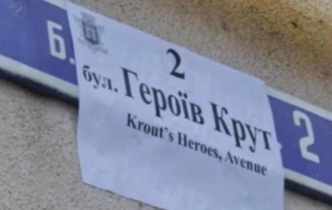 Фото: декомунізація в Україні