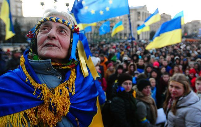 Фото: Украинцы