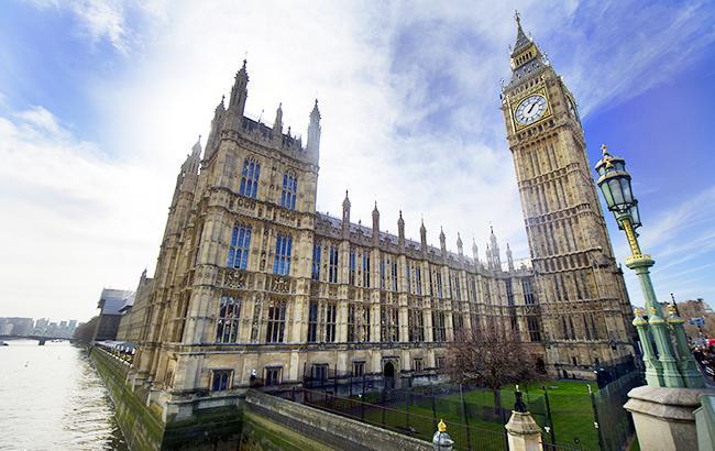 Фото: будівля парламенту Великобританії (UK Parliament Jessica Taylor)