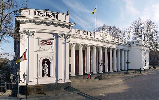Правоохоронці проводять обшуки в Одеській міськраді